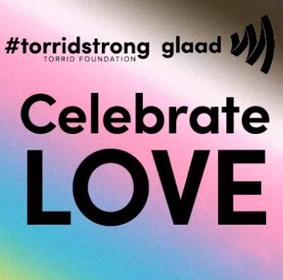 #torridstrong celebrate love